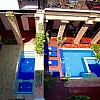 Pool - jacuzzis in our two courtyards