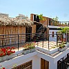 Bamboo Spa and Jacuzzi Terrace
