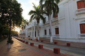 Santa Marta Parque De Los Novios