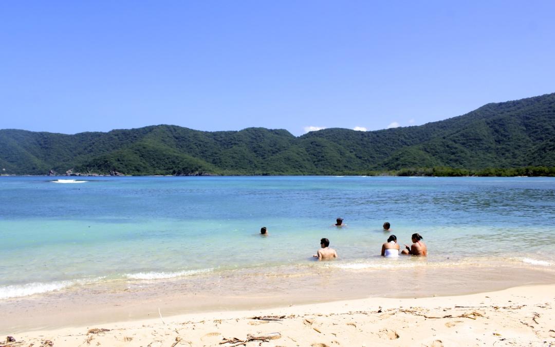 Beach Guide, Santa Marta Colombia