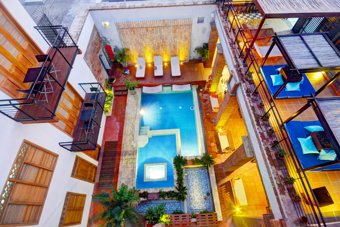 The best Boutique Hotel in Santa Marta
