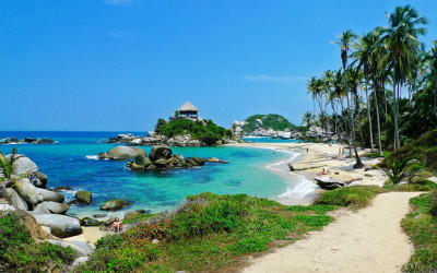 Take A Dip In The Water! Our Favorite 5 Beaches In Santa Marta