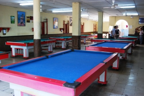 billards in Santa Marta