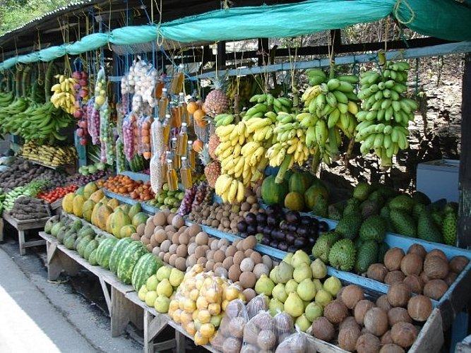 El Mercado Santa Marta