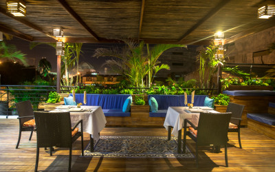 Top 6 Restaurants in Santa Marta