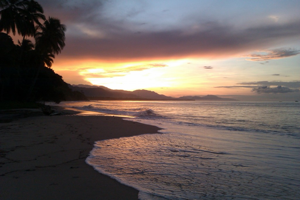 Playa Sierra Nevada de Santa Marta