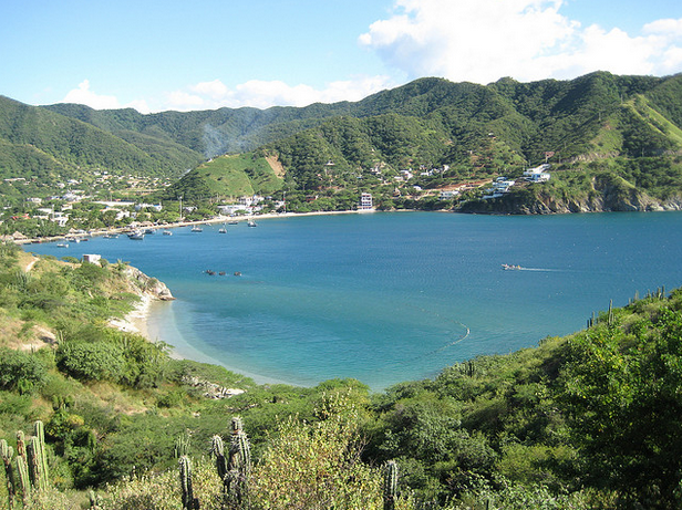 Playa Grande, Beaches in Santa Marta
